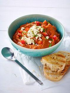 Unser liebster Gemüsedip: ein Gemüsedip aus Suppenresten. Statt Chips und Flips - unser Gemüsedip ist schnell, einfach und unglaublich lecker.