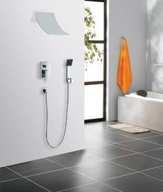 Contemporary/Modern Shower Faucet