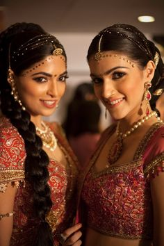 Backstage Pictures of Tarun Tahiliani's creation for TT Bridal Couture