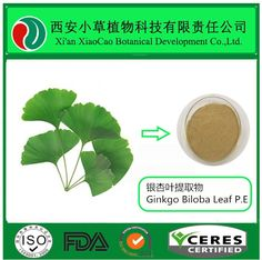 Organic Ginkgo Biloba Extract Ginkgo biloba extract (Gbe) and two ingredients, bilobalide and ginkgolide B, are presented to the CSWG as part of a review of botanicals being used as dietary supplements in the United States. ( 1 of 3 adults in the United States are now taking dietary supplements ).