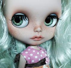 Custom Blythe Doll OOAK named Ju Ju Bee by by EmmyBlythe on Etsy