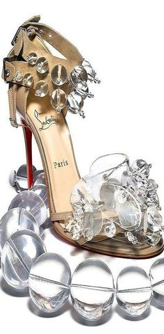 Christian Louboutin-perfect any time shoe!
