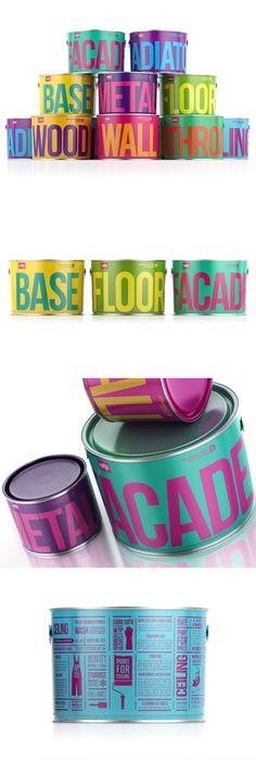 Waldo Trommler Paints Packaging by Reynolds and Reyner. 16 Creative Packaging Examples #packaging