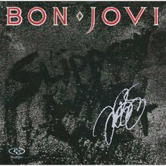 Bon Jovi and crusin' 6th St in the late 80's... memories