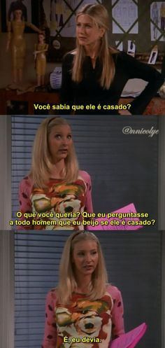 Friends 6x08 - The One With Ross's Teeth