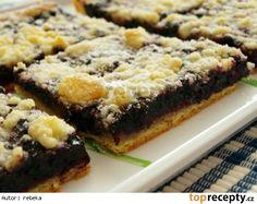 Kynutý borůvkový koláč od Tejajky