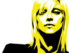 Madonna yellow by aaronu.deviantart.com on @deviantART
