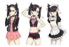 Gijinka Pokemon, Pokemon Waifu, Mega Pokemon, Pokemon Fan Art, Kawaii Anime Girl, Anime Art Girl, Manga Art, Lolis Neko, Chibi