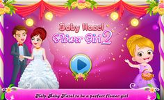 Join Baby Hazel and family to enjoy the wedding ceremony! Also help Hazel to fulfill all her responsibilities perfectly at her Aunt's wedding https://play.google.com/store/apps/details?id=air.com.babyhazel.babyhazelflowergirl2