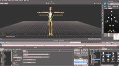 Autodesk MotionBuilder 2015 Kinect 1.0 Plugin Motion Capture