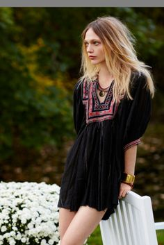 Free People Womens FP ONE Near Perfect Tunic