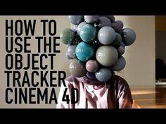 (62) OBJECT TRACKER CINEMA 4D TIPS - YouTube