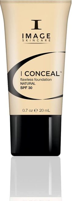 Image Skincare I Conceal Flawless Foundation, Beige, Ounce -- Continue to the product at the image link. Flawless Foundation, No Foundation Makeup, Mascara, Eyeliner, Eyeshadow, Bronzer, Concealer, Beauty Skin, Beauty Makeup