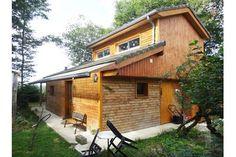 Réalisé par l'agence d'architecture : Architecture Durable innovation et développement Construction de maison en bois Retrouvez la fiche sur Archidvisor