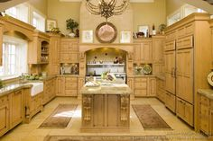 Luxury Kitchen Design© Crown Point Cabinetry (crown-point.com). Used by permission.