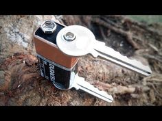 2 Ways to Open a Lock (NEW) - YouTube