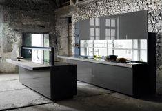 Valcucine: progettazione ed ergonomia in cucina