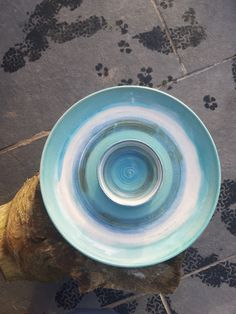 Chips, Pottery, Plates, Turquoise, Tableware, Handmade, Ceramica, Licence Plates, Plate