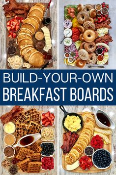 Charcuterie Recipes, Charcuterie And Cheese Board, Charcuterie Platter, Cheese Boards, How To Make Breakfast, Breakfast Time, Brunch Recipes, Breakfast Recipes, Breakfast Catering
