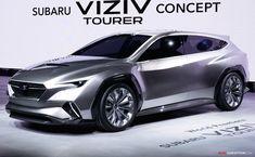 2018 Subaru 'VIZIV Tourer Concept'