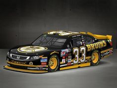 Bruins race car