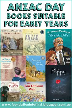 ANZAC Day activities are fun and picture books make a great activity for early years students. The right book is important so here is a list of my favourite ANZAC Day picture books for early years students. Primary School Curriculum, Primary School Teacher, Primary Teaching, Primary Classroom, 5th Grade Social Studies, Social Studies Activities, Learning Resources, Group Activities, Anzac Day