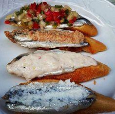 #pincho #pintxo #antxoa #anchoa #bares #tapas #bar #bartxepetxa #txepetxa #donostia #sansebastian #gastronomia #tostas #boquerones #paisvasco
