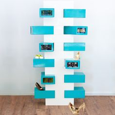 Forget diamonds, a girl's best friend just became more organized. #shoeaholics #storagesolutions #hidemyheels
