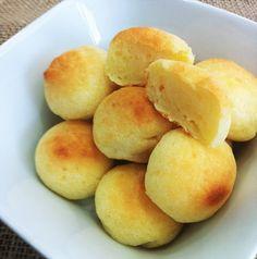 RECEITA THERMOMIX: Pão de queijo