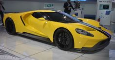 Ford GT Stops By New York, Salutes Visitors Ahead Of Canadian Production Start #Ford #Ford_GT