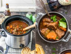 There is something therapeutic about throwing a bunch of ingredients together and letting the slow cooker do its job. It is so easy to make a meal in a slow cooker. If you plan ahead, you can have a ready and waiting meal! Slow cooker meals are perfect for weekends, holidays and cooking large batches [...]