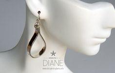 | sterling droplet earrings | www.designsbydiane.info/#!product/prd1/4330050115/sterlin...