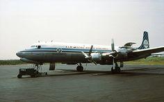 Vintage KLM freighter