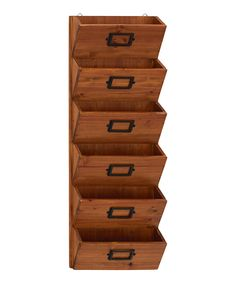 Look at this 36'' Wall Letter Holder on #zulily today!