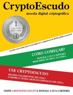 Como participar e começar a usar? Um #tutorial para começar a usar a carteira CryptoEscudo: http://cryptoescudo.pt/comecar.htm