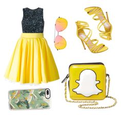 """If I were snap chat"" by jendhagan ❤ liked on Polyvore featuring MUA MUA, Topshop, Philipp Plein, Steve Madden and Casetify"