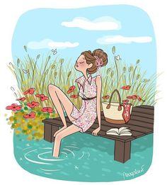 Au-bord-de-l'étang