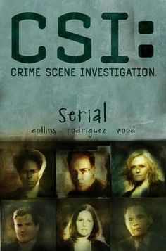 """CSI - Serial (New Format) (CSI) [Graphic Novel]"" av Max Allan Collins"