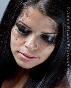 Kat Von D #makeupin the studio!  #smokeyeye #photographer #airenmillerphotography @airenmiller #makeupartist @thatgirlbts @thatgirlstylist #eyesclosed #eyeshadow #goth #grunge #makeupjunkie #makeup #follow #rocknroll #hot #ctphotographer #nikonusa #glam #followme #styleblogger #fashionblogger #fashionphoto #model @jen.freitas