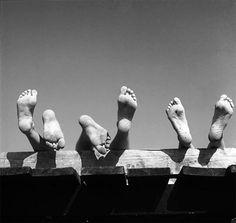 """Groupe""    Photo by René Maltête"
