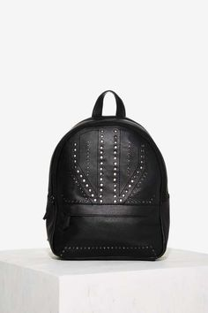 Stud in the Middle Backpack - Bags + Backpacks