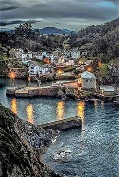 Principality of - The surname Del rio was first found in Asturias, an important Christian kingdom of medieval Spain. The Places Youll Go, Places To See, Wonderful Places, Beautiful Places, Magic Places, Asturias Spain, Places In Spain, Spain And Portugal, Spain Travel