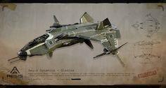 Aegis Gladius Declassified! - Roberts Space Industries