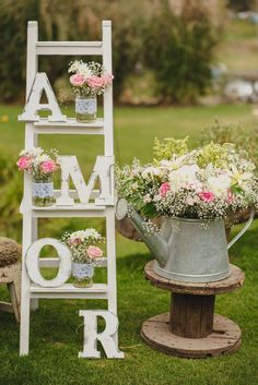 Wedding ideas glorious, easy tip 5899992717 - Exquisite wedding information to organize a more than satisfying moment. Outdoor Wedding Decorations, Bridal Shower Decorations, Wedding Centerpieces, Flower Centerpieces, Table Centerpieces, Chic Wedding, Rustic Wedding, Our Wedding, Wedding Ideas