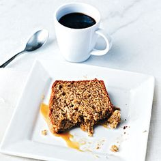 Peanut Butter–Banana Bread Recipe - These are 2 of my all time favorite things!! :-) @CookingLight