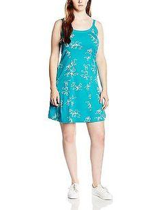26, Turquoise - Türkis (Türkis), sheego Women's 206175 Sleeveless Dress NEW