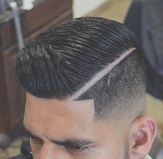 Hard part #highfade #Barbershop