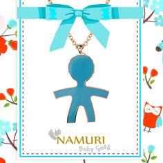Namuri Baby Gold - Un gioiello prezioso, come l'amore di una Mamma. Scopri le collezioni su https://gioielleria24karati.itcportale.it/