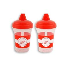Red Wings Baby Bottle