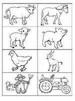 Farm Animal Activities For Preschoolers - Bing Images